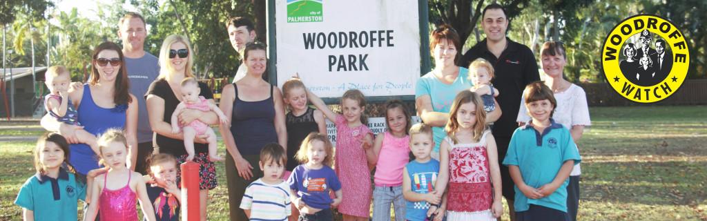 Woodroffe Community group photo!