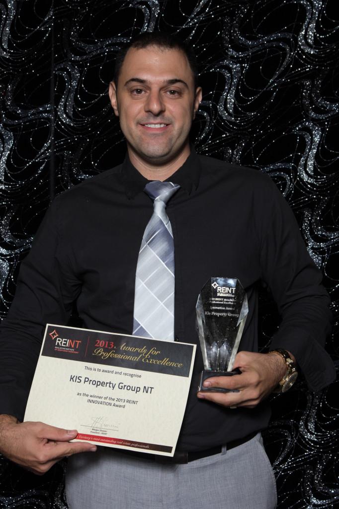 REINT Award copy